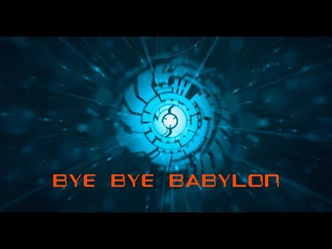 Cryoshell - Bye Bye Babylon (Lyric Video) [HD]