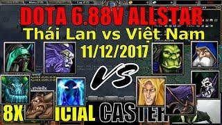 Thái Lan (Final) vs Việt Nam (IF Clan) -Trận đấu cân não