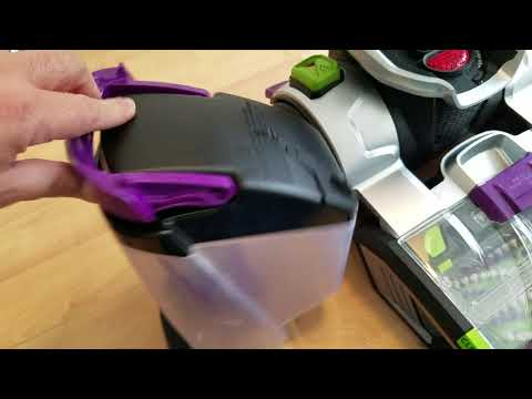 UPDATE: 4/4/2018 Bissell Proheat 2X Revolution Pet Pro 2.0 Review. Best Carpet Cleaner!!