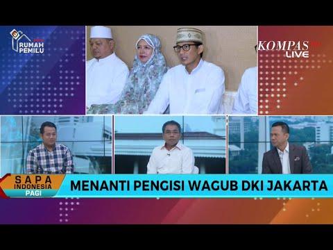[Dialog] Menanti Pengisi Wakil Gubernur DKI Jakarta