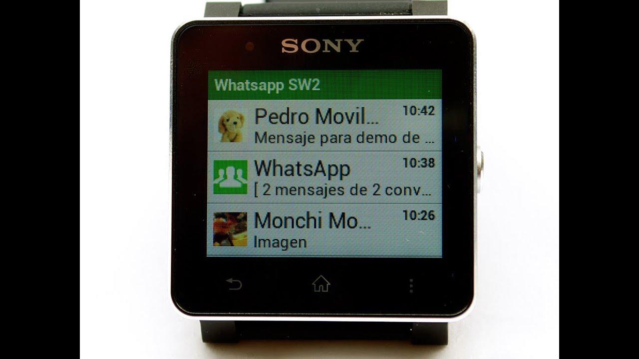 Samsung Gear: WhatsApp-Nachrichten anzeigen - so klappt's