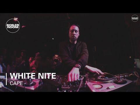 White Nite Boiler Room Cape Town DJ Set