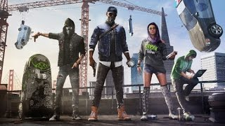Watch Dogs 2   Ep3 - Charitable Acts