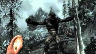 Elder Scrolls V Skyrim Official Trailer