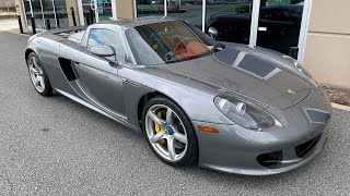 WHY THIS PORSCHE CARRERA GT IS THE BEST PORSCHE EVER MADE! *  Raymond's Last Porsche EVER! *