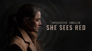 She Sees Red - Interactive Thriller