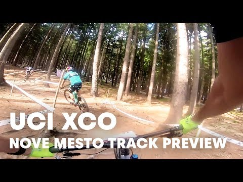 Cross Country track preview in Nove Mesto, Czech Republic. | UCI MTB 2018