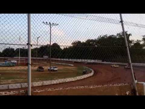 Boyds speedway 2014 b-hobby heat race
