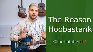 The Reason von Hoobastank: How To Play