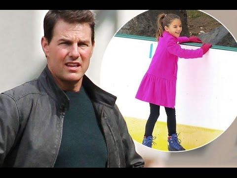 Tom Cruise 'hasn't seen daughter Suri for 800 days' amid claims of friction with Katie Holmes