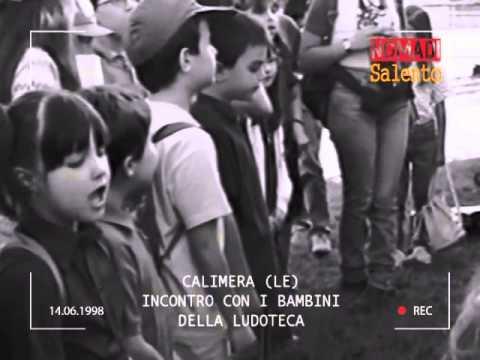 CALIMERA LE  Incontro con BEPPE CARLETTI 13-03-