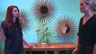 Nadeau Lehrt Uns, Wie man Erstellen Sie einen Brennpunkt an einer Wand!