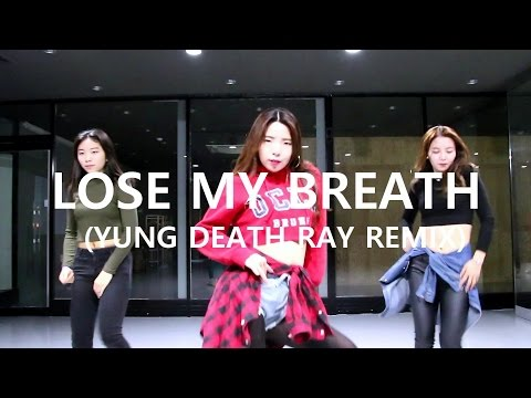[순천댄스학원 TDSTUDIO] DESTINY'S CHILD - LOSE MY BREATH (YUNG DEATH RAY REMIX) / Choreography by Lara