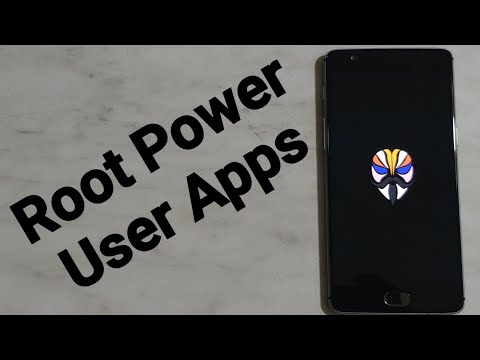 Power User Apps - Rawad's Favorite Top 5 Root Apps