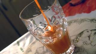 Морковно тыквенный сок