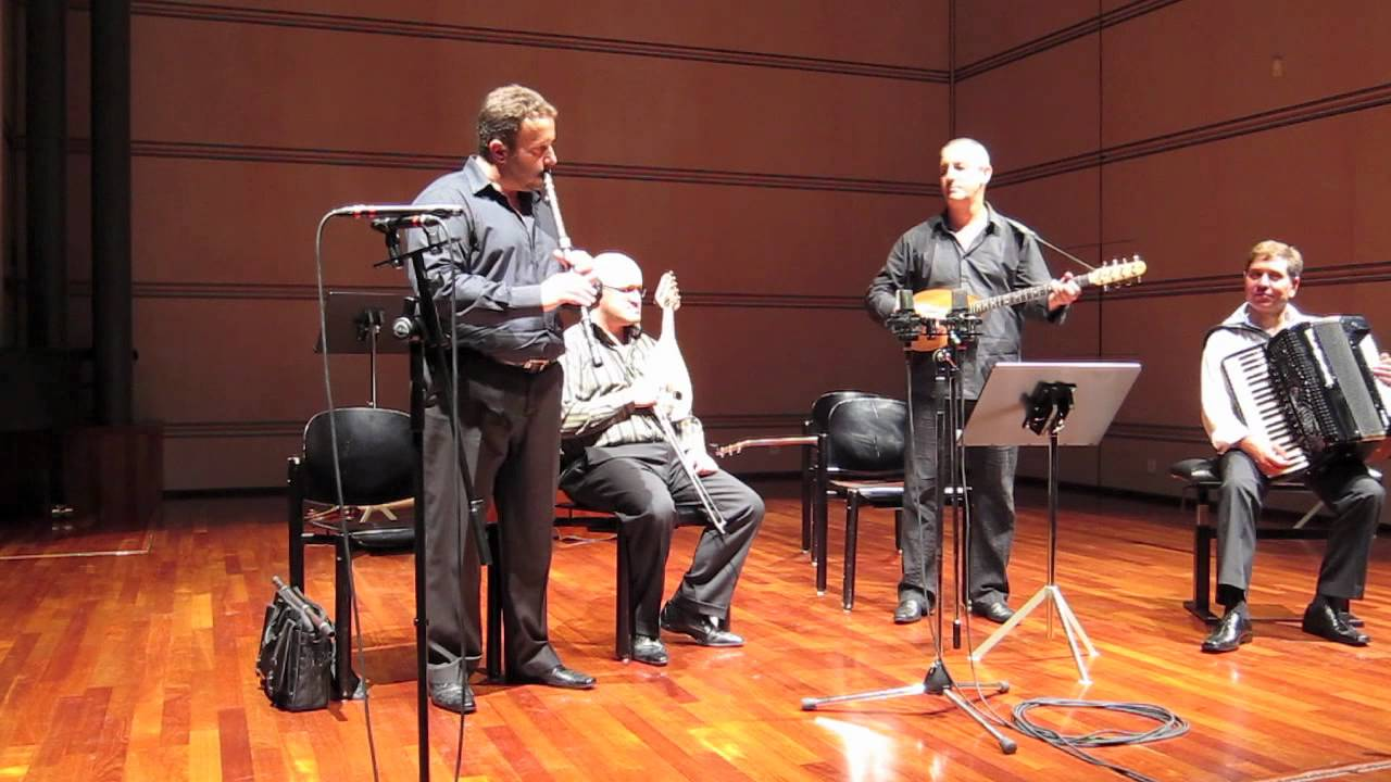 Petar Ralchev Quartet - 05.Стакато - YouTube