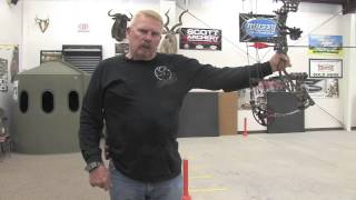 archery tip of the week   how to make arrow groups tighter