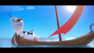 Frozen-In Summer [KARAOKE]