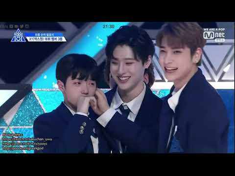 PRODUCE X 101 FINAL DEBUT ! Ending (Announcement 1 - 11)