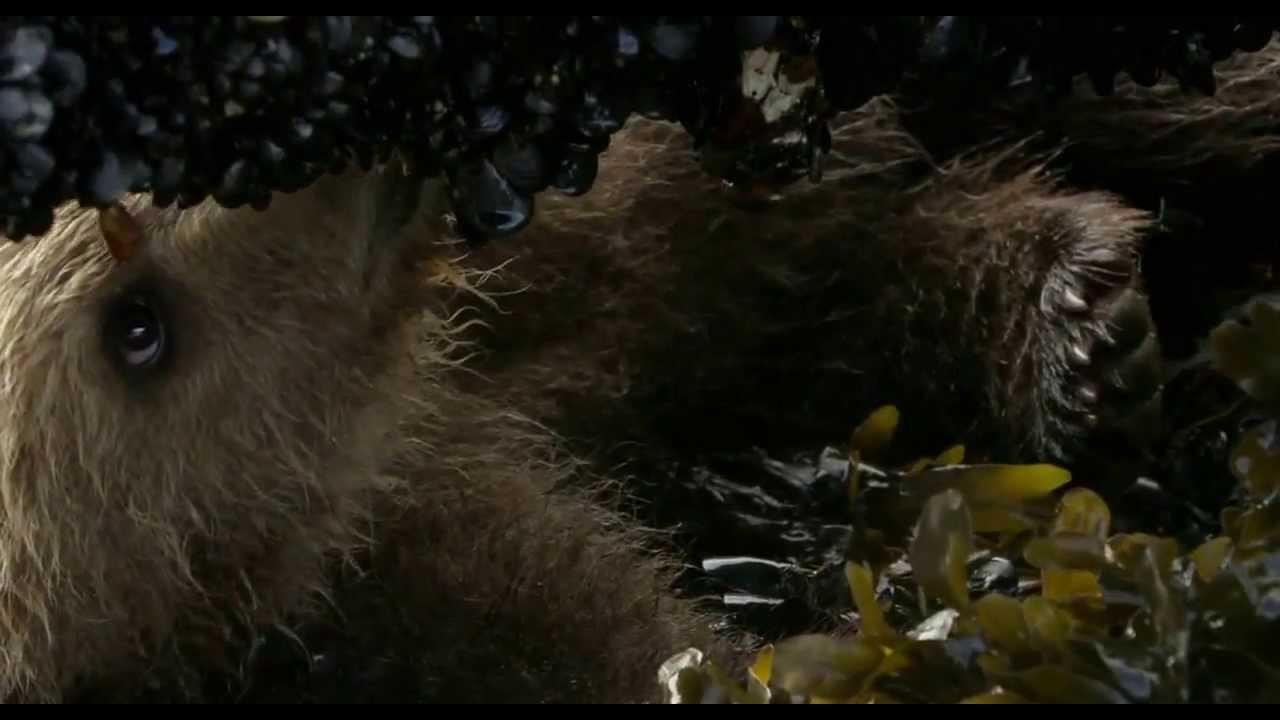 Ursos Trailer Legendado HD - Documentário da Disney