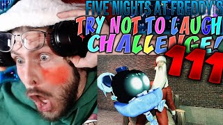 Vapor Reacts #1212   [FNAF SFM] FÏVE NIGHTS AT FREDDY'S TRY NOT TO LAUGH CHALLENGE REACTION #111