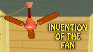 Fan - Inventions & Discoveries | Educational Videos For Kids | Quixot Kids