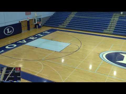Lovett High School vs. Pace Academy JV Mens' Basketball