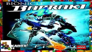 LEGO instructions - Bionicle - 8916 - Takadox