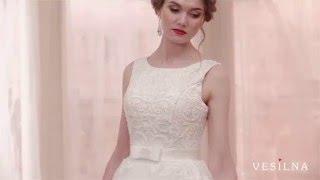 Популярное свадебное платье от VESILNA™ модель 3055
