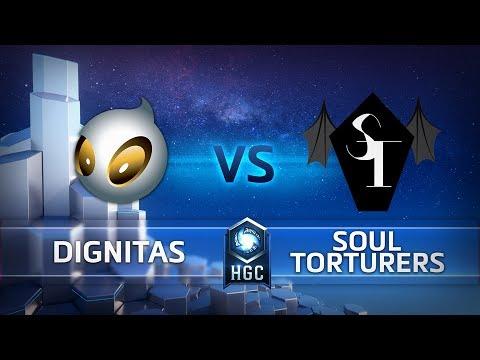 Team Dignitas vs Soul Torturers vod