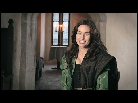 Maimie McCoy discusses Milady's return  The Musketeers: Series 2  BBC One