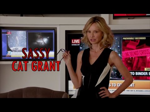 Sassy Cat Grant (Supergirl) - You even have bulletpoints,you anal,little...
