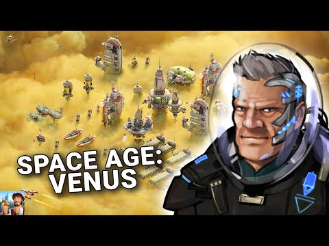 Conquer the cloudy skies of Venus! | Forge of Empires