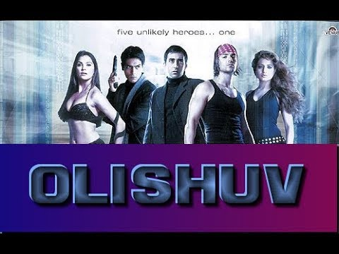 Olishuv (Uzbek tilida Hind kino) HD