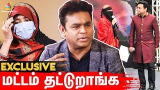 Rumours-க்கு பதிலடி கொடுக்கணும் : Khatija Rahman Interview | AR Rahman Daughter | Farishta Song