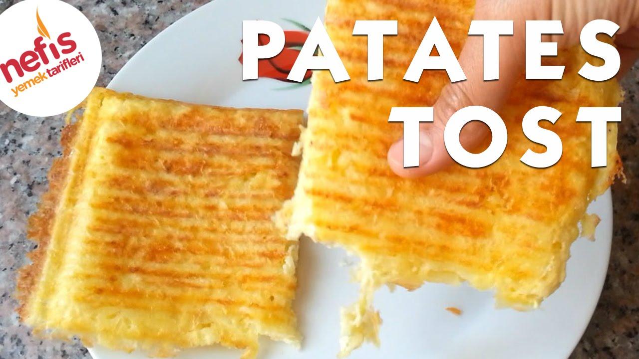Fırında Omletli Tost Tarifi