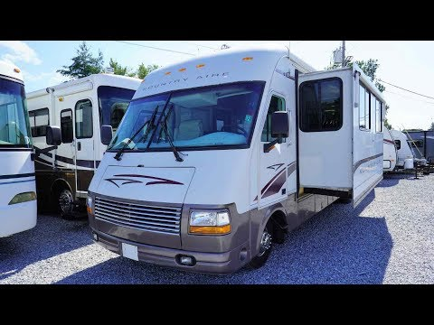 SOLD! 1997 Newmar Kountry Aire 3780 Retro Class A , Slide Out, 60K Miles, Must SEE! $19,900