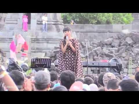 Yura - Intuisi @ Prambanan Jazz 2016 [HD]