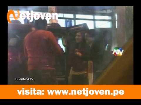 Tula Rodríguez fue vista en una camioneta Hummer con sus amigos