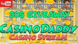 CasinoDaddy streamed at online casino now
