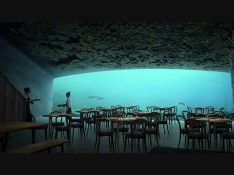 UNDER: Europe's First Underwater Restaurant To Open In Norway
