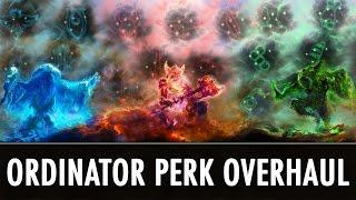 Skyrim Mod: Ordinator - Perks of Skyrim