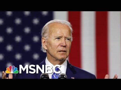 Joe Biden Releases Statement On Trump Diagnosis   Morning Joe   MSNBC