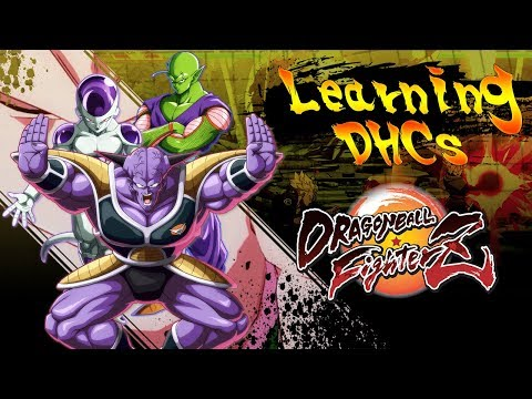 What is A DHC In Fighting Games? | Dragon Ball Fighterz Open Beta