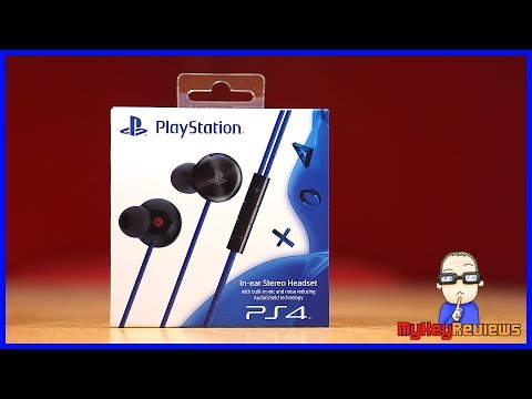 Earphones with mic ps4 compatible