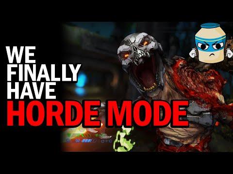 Doom Eternal's HORDE MODE will kick your ass - (plus installation instructions)