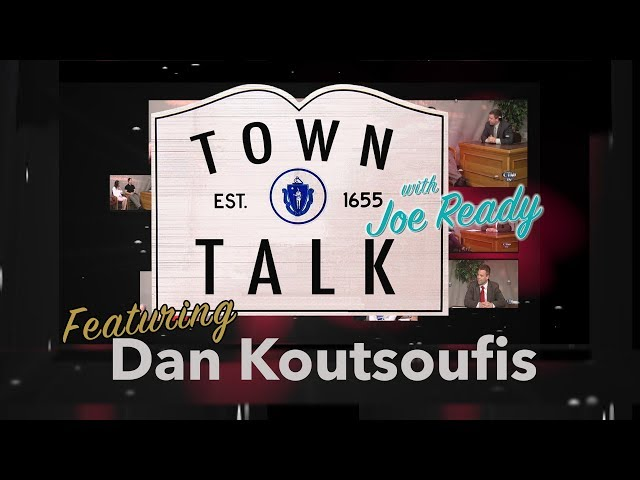 Town Talk featuring Dan Koutsoufis - May 13, 2019