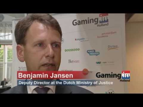 Official Video: GAMING IN HOLLAND CONFERENCE 2013