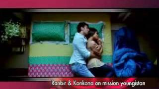 Unusual Chemistry Between Ranbir Kapoor And Konkona Sen Shar