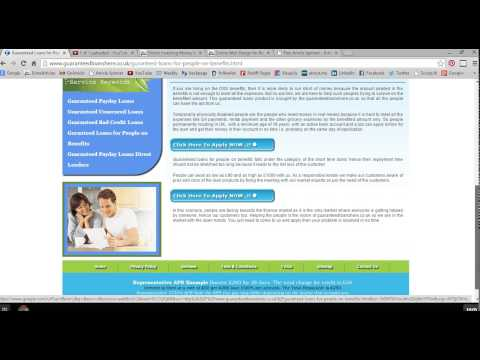 Payday Loans Lenders UK, Payday Loans UK, Loans With No Credit Check UK from YouTube · Duration:  41 seconds